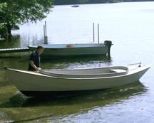 wooden boat Circa 1907