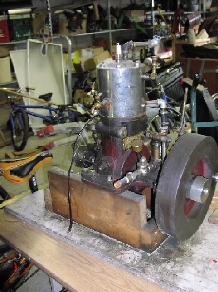 1902 Gasoline Engine Co. of Toronto Junction