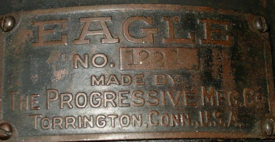 Eagle tag