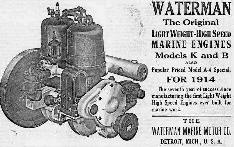 Waterman 1914 Cat. Cover