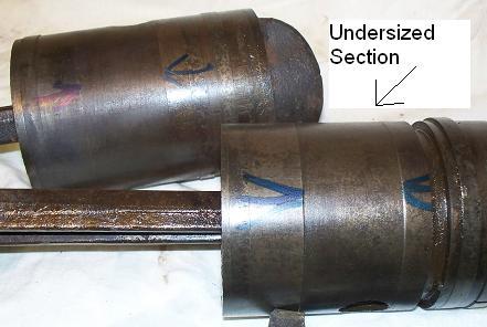 Undersize Closeup