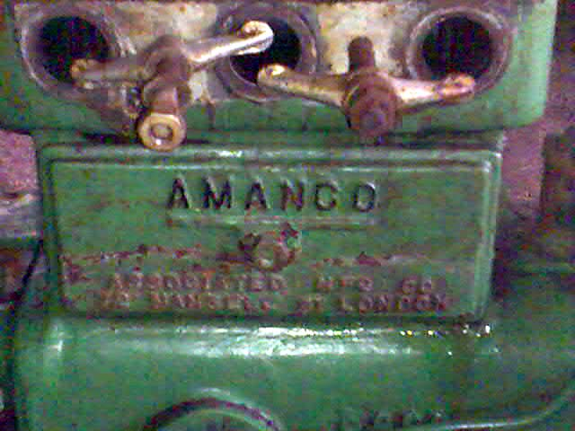 Amanco marine engine