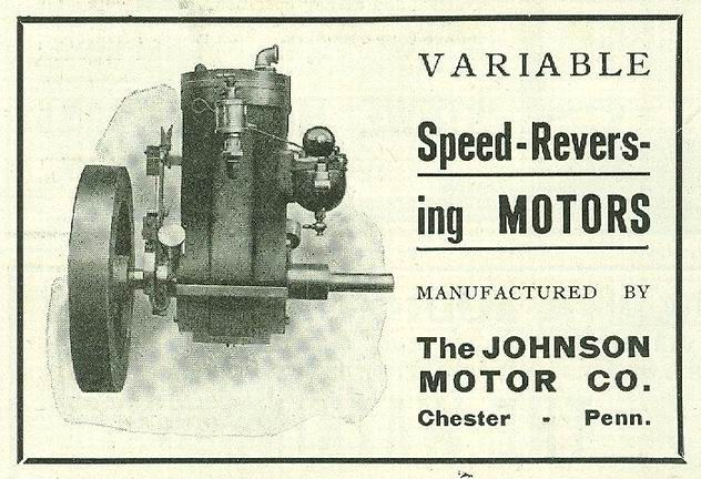 Johnson Motor Co.