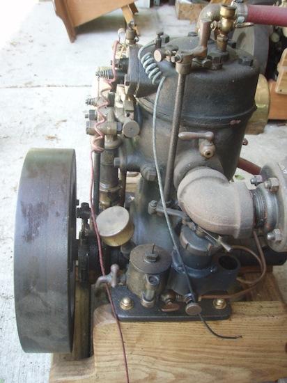 2 1/2 hp Knox