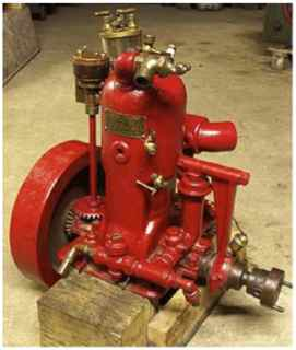 fox marine engine