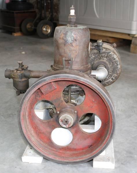 DisPro Marine engine