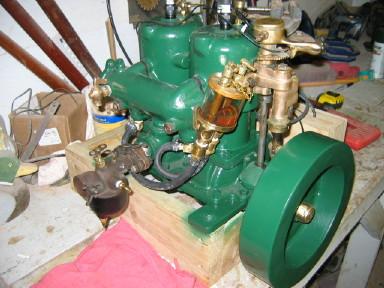 roberts engine