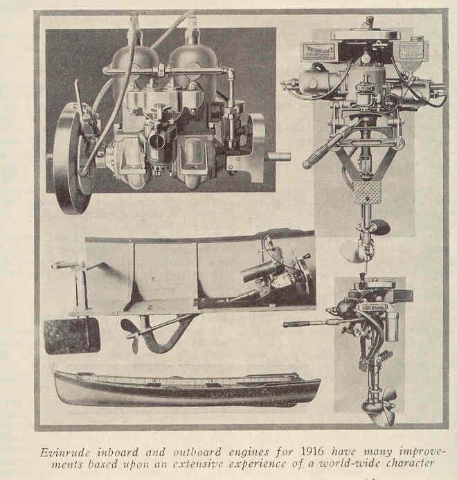 1916 Evinrude