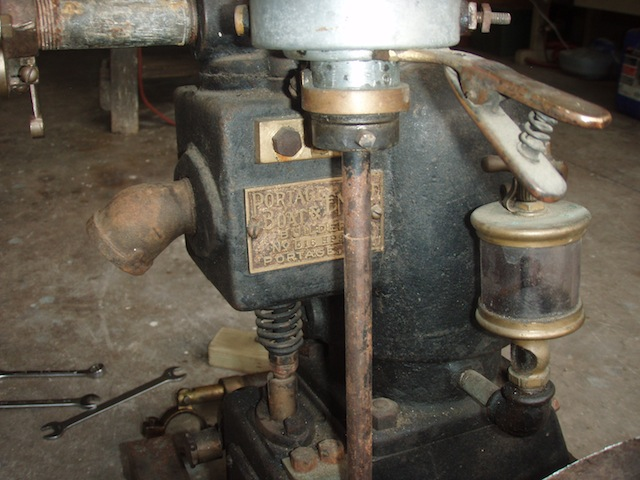 Portage engine