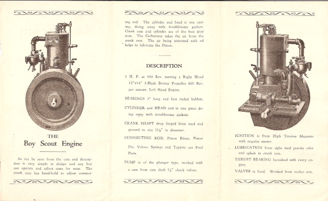 Boy Scout Flyer Inside