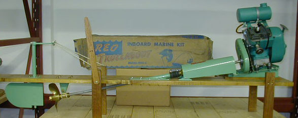 REO Trollaboat Kit