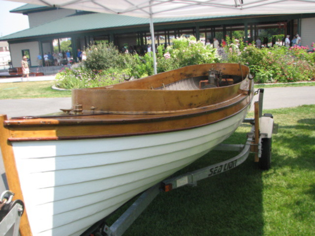 1897 RACINE BOAT & ENGINE