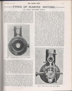 Motor Boat article p405