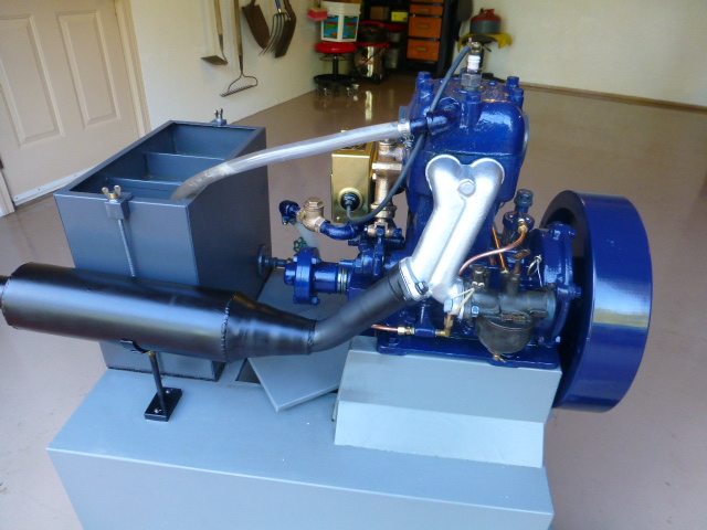 DuBrie engine