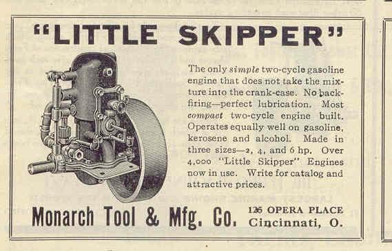 Little Skipper Ad 4