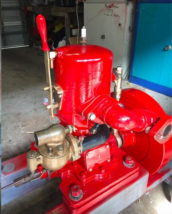 Seadog Engine