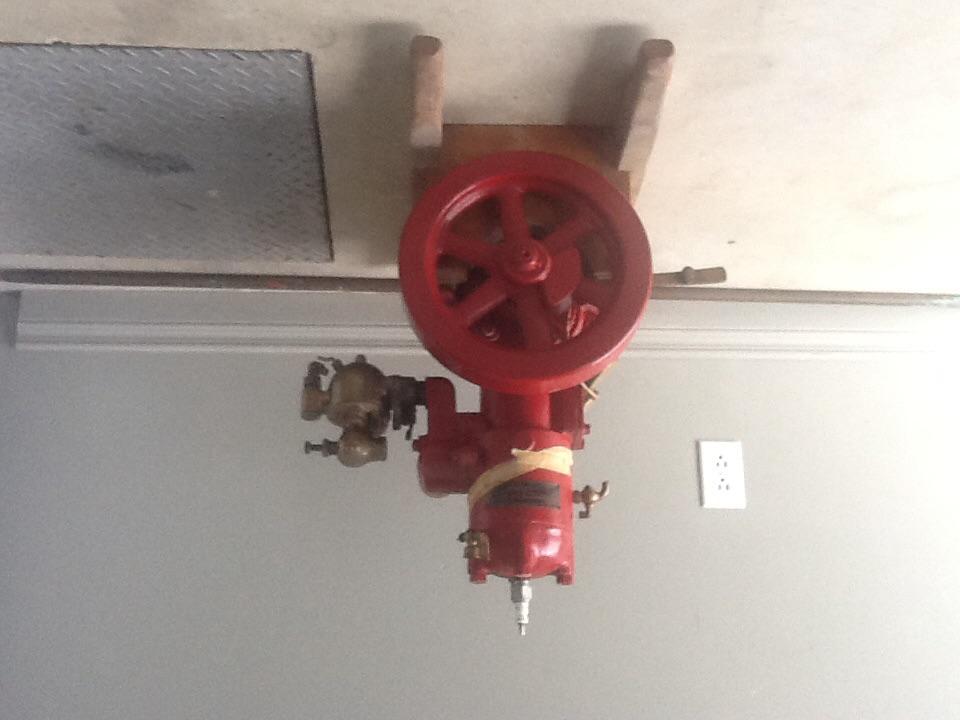 St Lawrence Engine