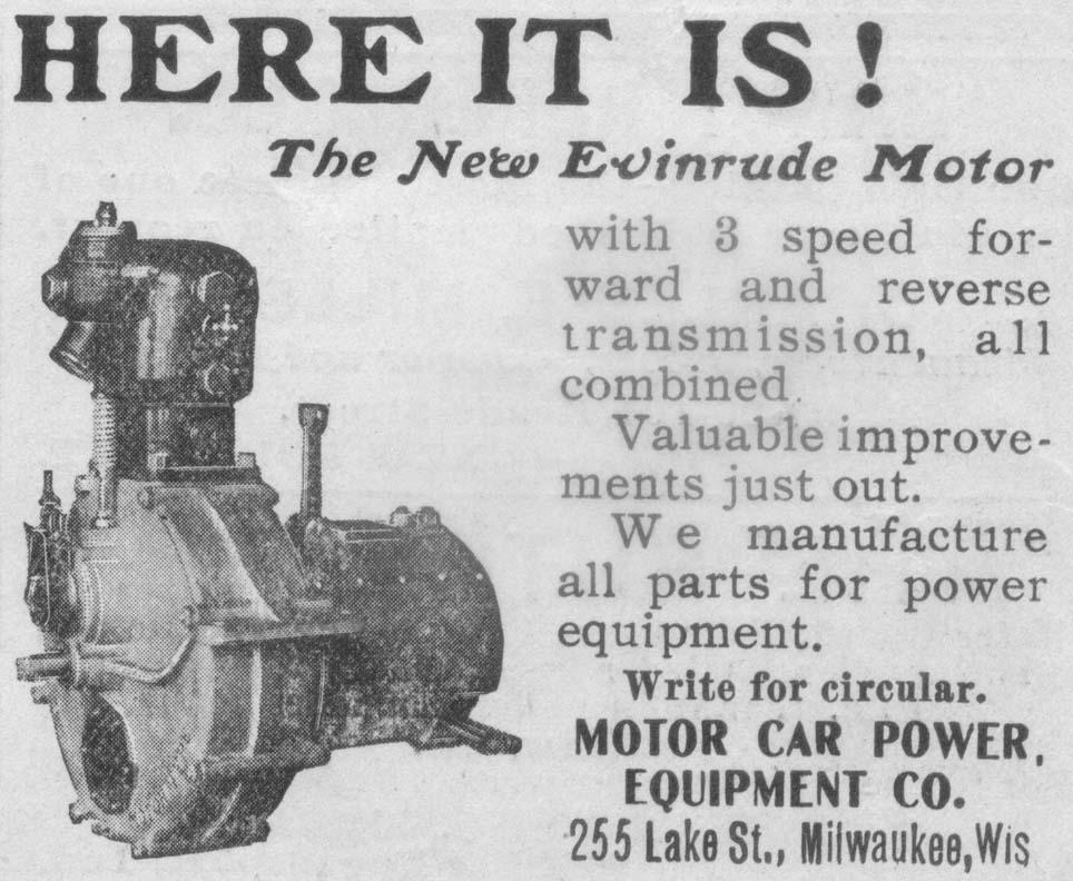 1902 Evinrude