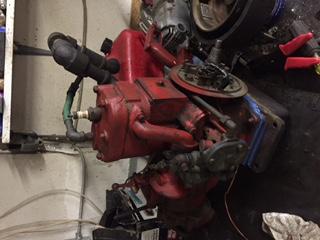 Lauson motor