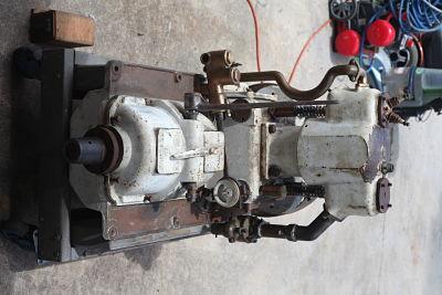 Palmer Bros Engine