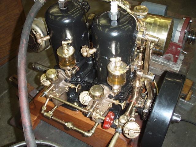 2 cylinder Tuttle
