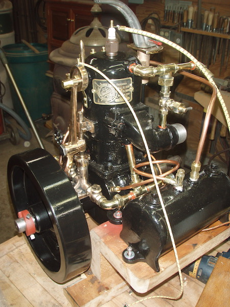 1 cylinder Tuttle launch