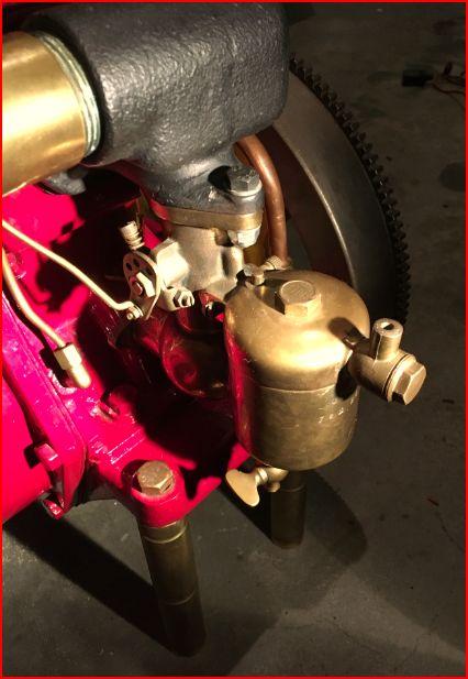 F1 carburetor