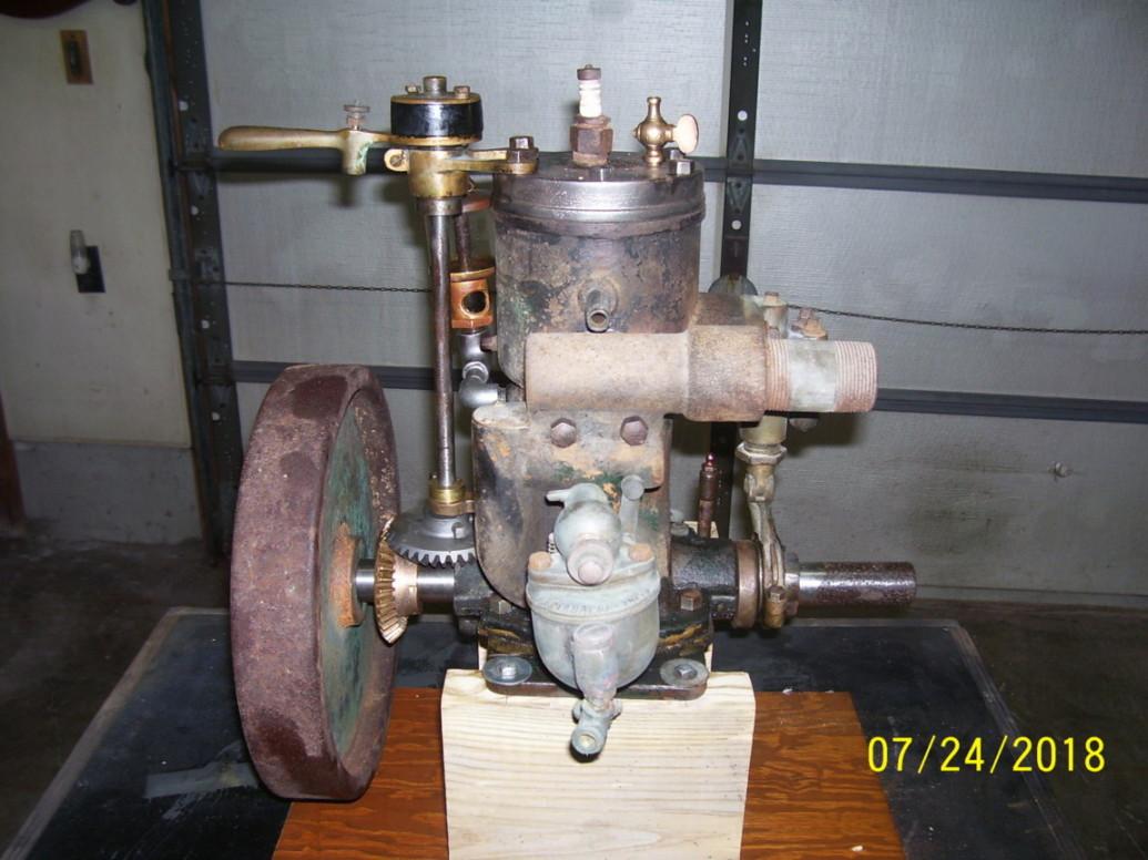 Wonder engine 5 HP?