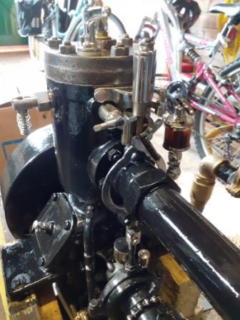 Lozier 1 1/2HP engine