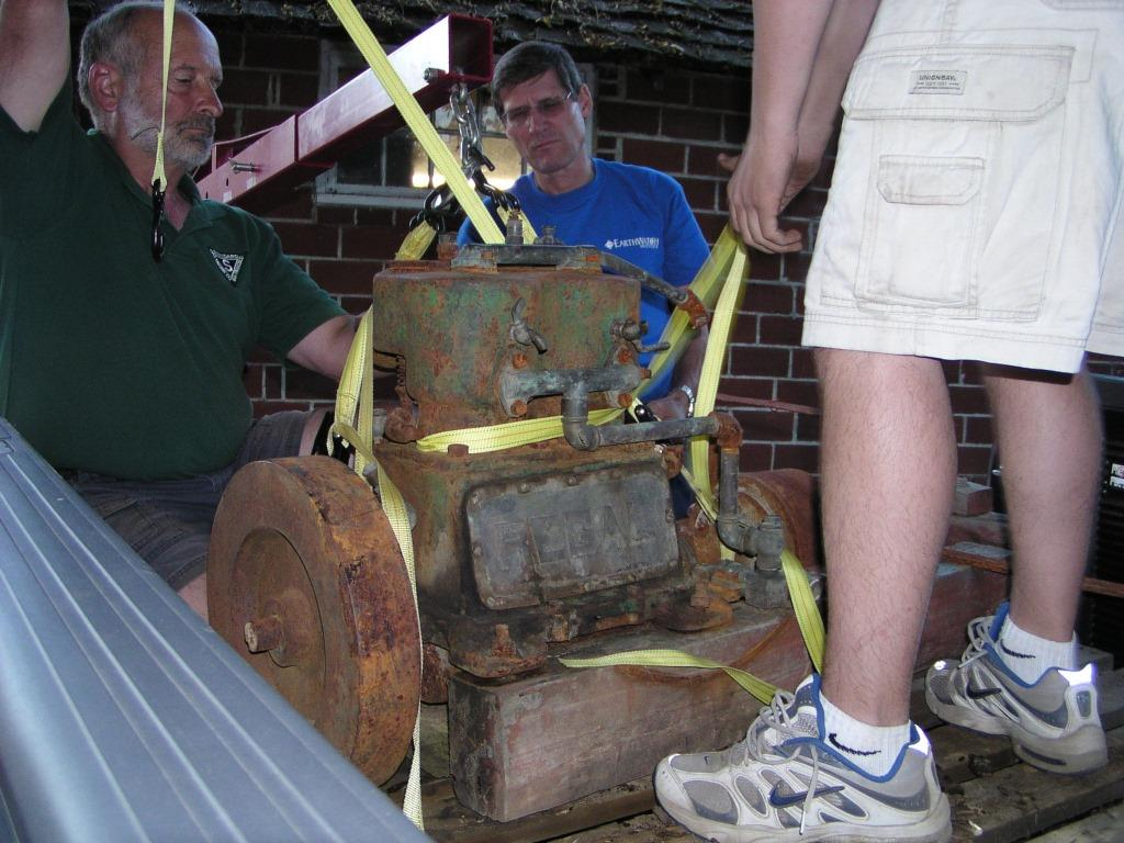 Regal Marine Engine Pre Restoration 1