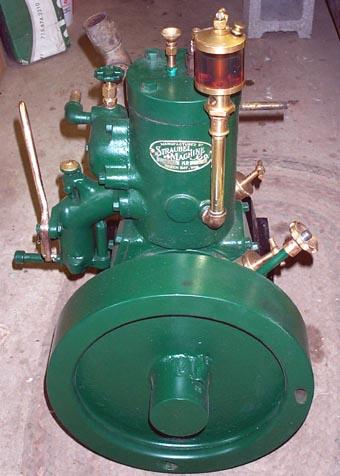 straubel engine