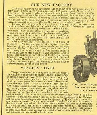 eagle 2 his