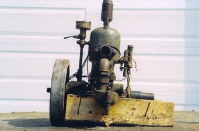 capital marine engine