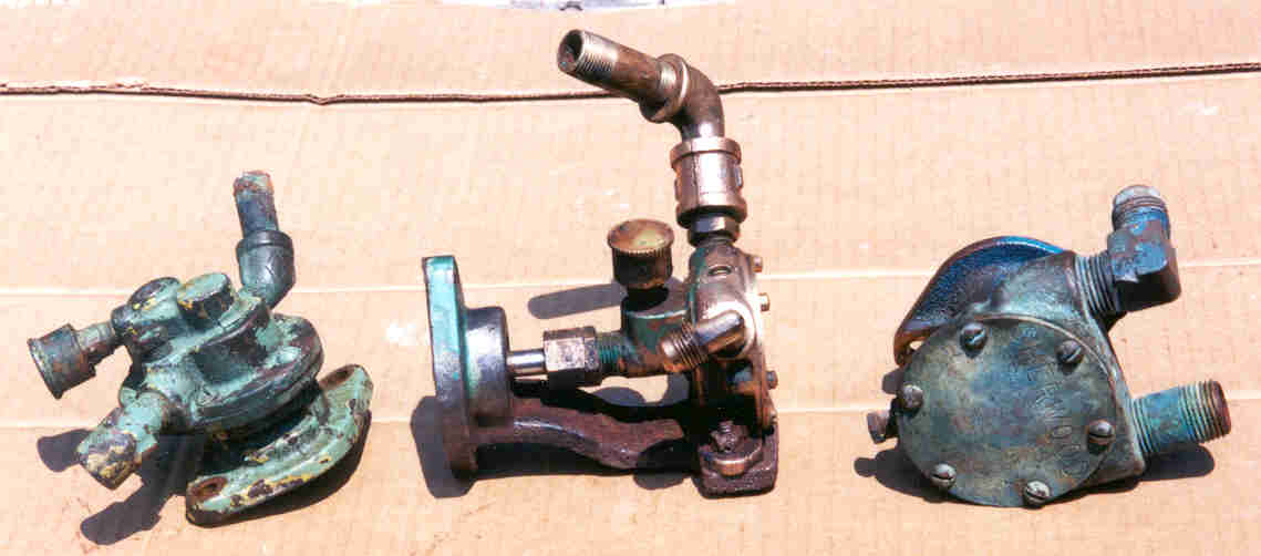 M-60 AKA P-60 Water Pumps.