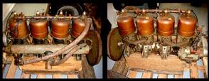 Four Cylinder Unidentified Engine
