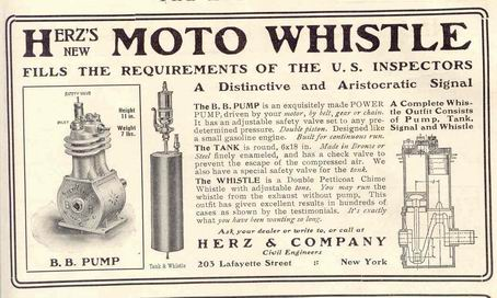 air whistle