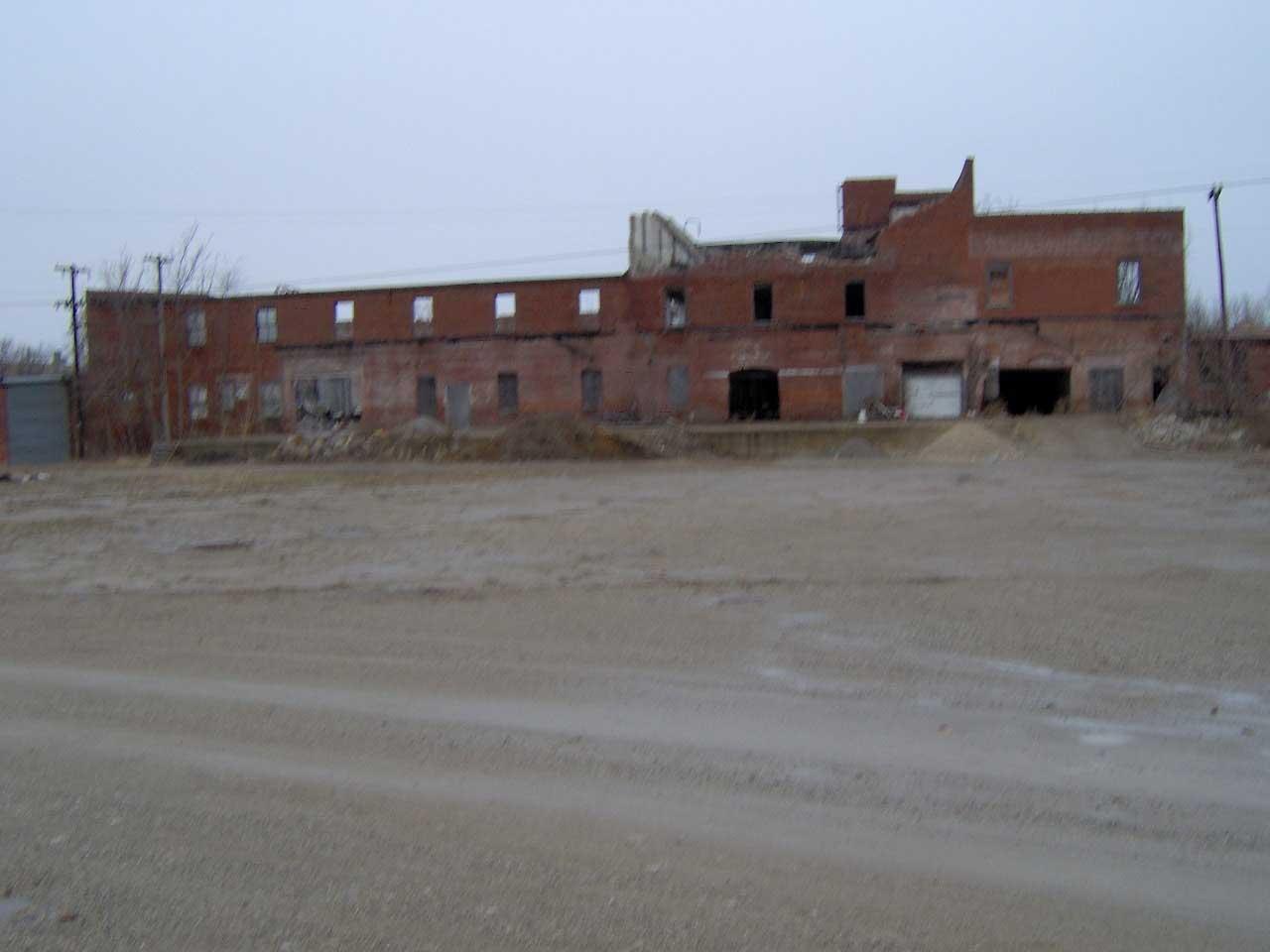S.H.Arnolt plant at Pierceton, Ind. 2008