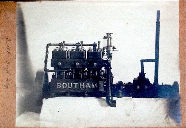 3 cylinder 4 stroke T.L.Southam