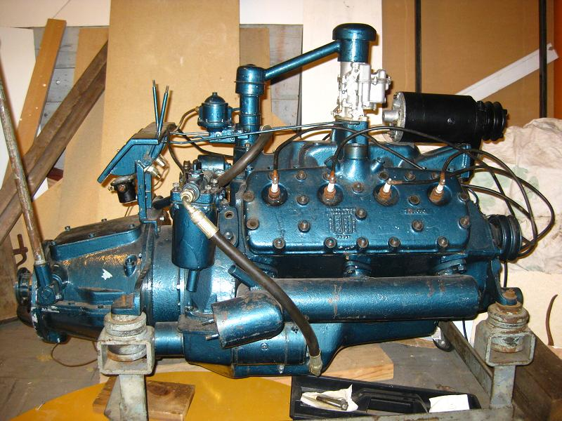 Ford flathead -37