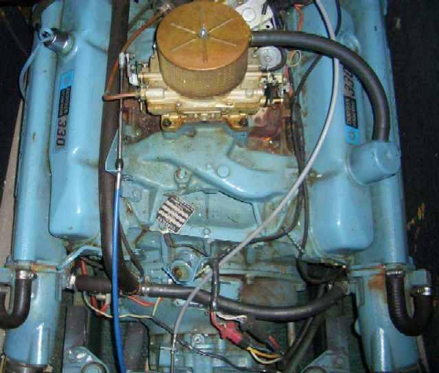 1973 Chrysler Marine 440