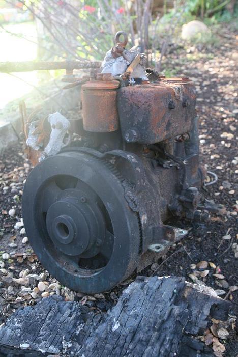 Picture of Sabb 8hp Diesel