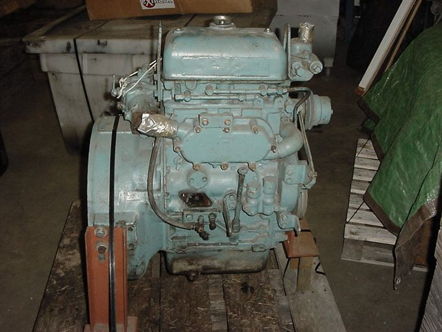 Old marine engine gm 51 series diesel for General motors marine engines