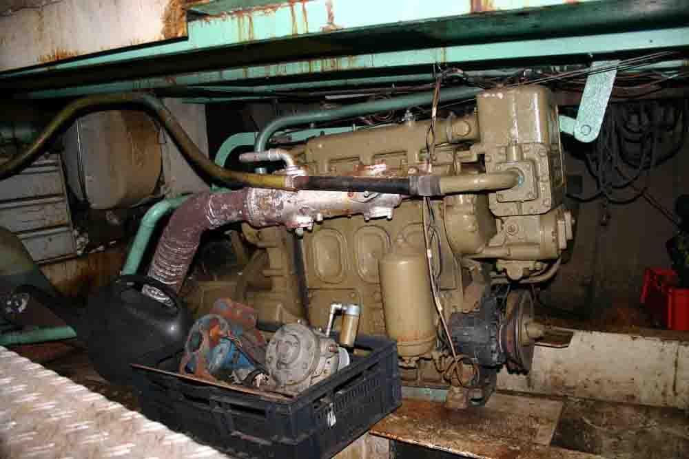 Gm Detoit diesel