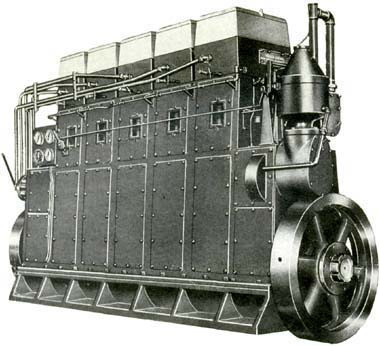5 Cylinder VIVIAN  9X12