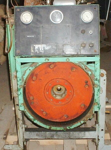 Instruments & flywheel