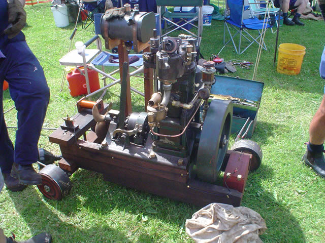 Union Marine Engine