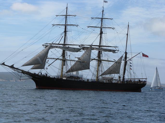 Old Marine Engine Hobart Wooden Boat Show Tasmania Australia 6th To