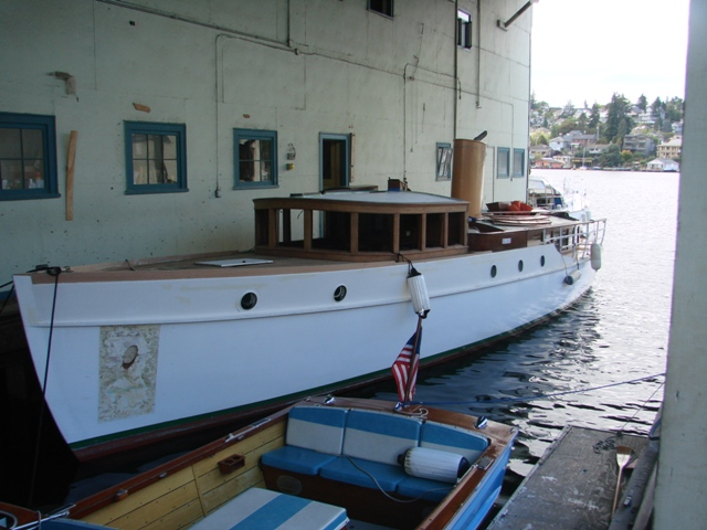 1910 yacht