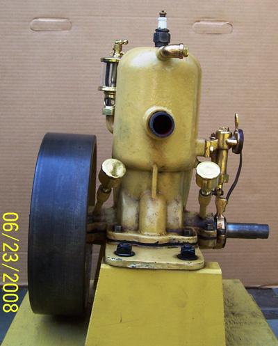 Belle Isle engine photos.