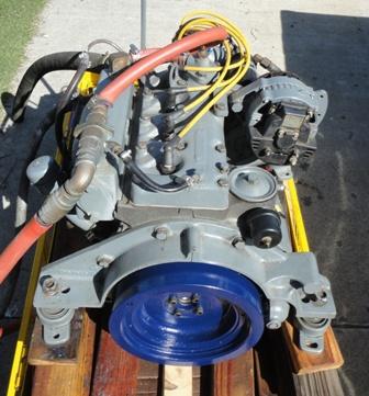 Palmer 60 Marine Engine